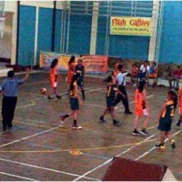Basket Ball Competition 2014