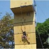 High School Wall Climbing Competition Uniku se-Jawa Barat.