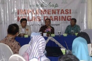 Workshop Implementasi daring.