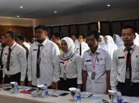 Puluhan Peserta Ikuti Pelatihan Sertifikasi Barjas