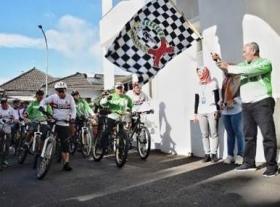 GoDay Friday Sepeda Santai Resmi Diluncurkan
