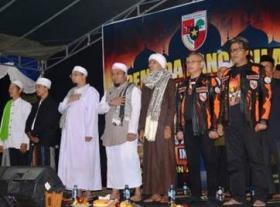 Majelis Jalsatul Khairat Deklarasi Bhakti Setia NKRI