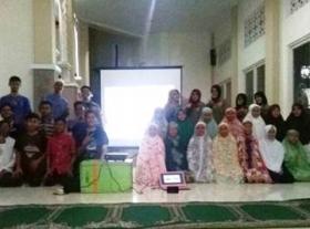 KKN, Mahasiswa STKIP Muhammadiyah Gelar PIM