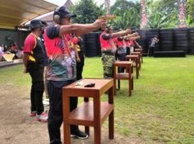 Lapangan Tembak Wira Satya Legawa Diresmikan